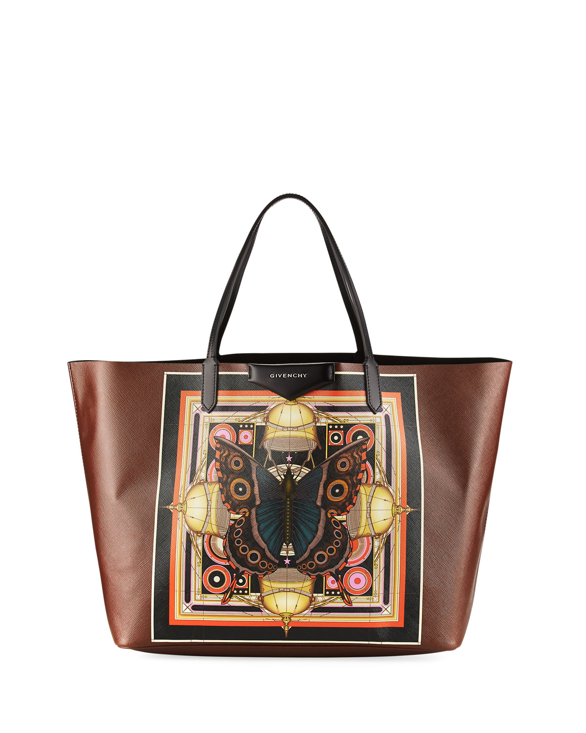 6288f614dc Givenchy Antigona Butterfly Large Shopping Tote