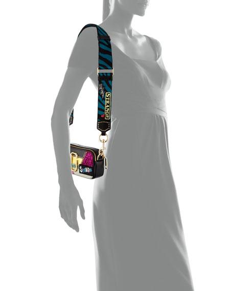 Kaia Snapshot Patchwork Camera Bag