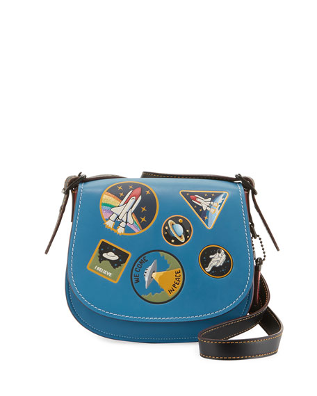 d219fefb89b9 usa coach bleecker backpack in sport calf leather mens womens b40f7 f4bce   wholesale coach 1941 space patches saddle bag blue neiman marcus 04795 87b2a