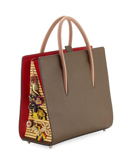 Paloma Large Loubacademy Tote Bag