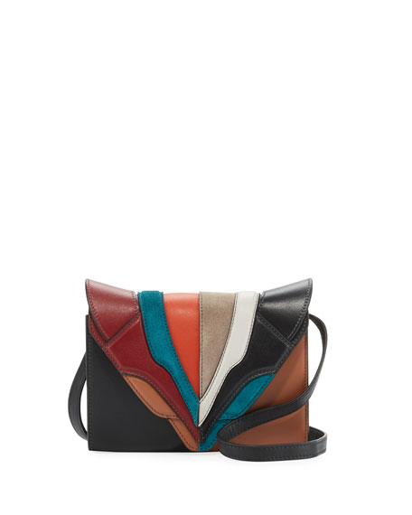 Elena Ghisellini Felina Mignon Mini Crossbody Bag