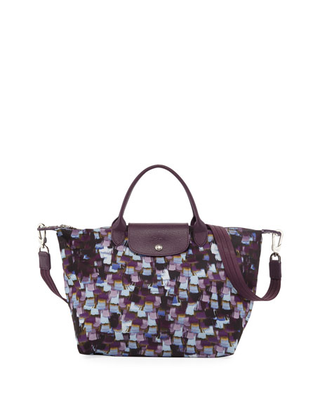 Longchamp Le Pliage Neo Vibration Medium Tote Bag