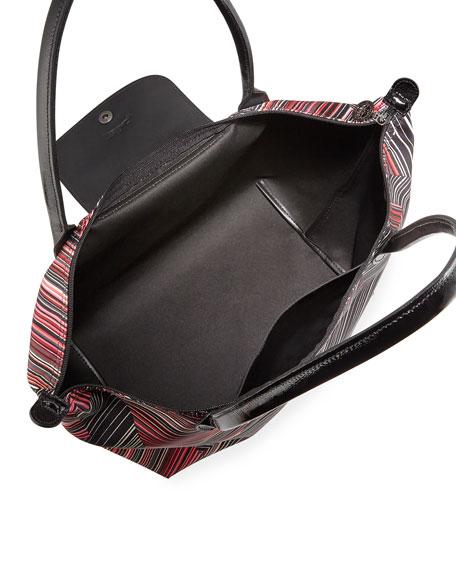 Le Pliage Pop Art Large Shoulder Tote Bag