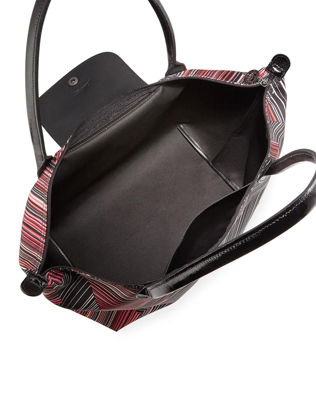Longchamp Le Pliage Pop Art Large Shoulder Tote Bag Prix Pas Cher Abordable Acheter Pas Cher Meilleur Endroit Pour Acheter Réduction Vente En Ligne yTIAuT7aD7