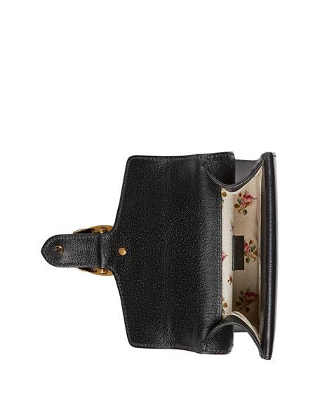 Dionysus Small Chain Crossbody Bag, Black