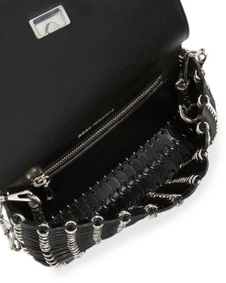 Classic Link Mini Shoulder Bag, Black
