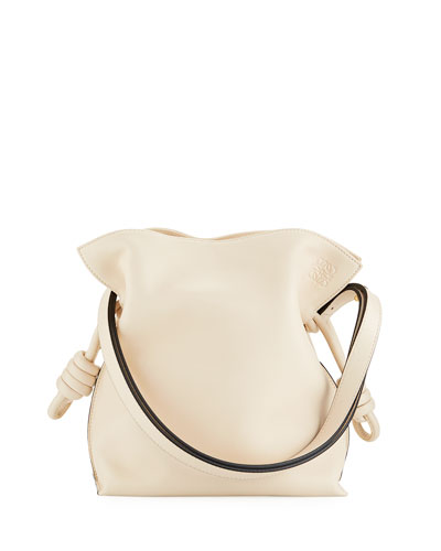 Flamenco Small Knot Bucket Bag