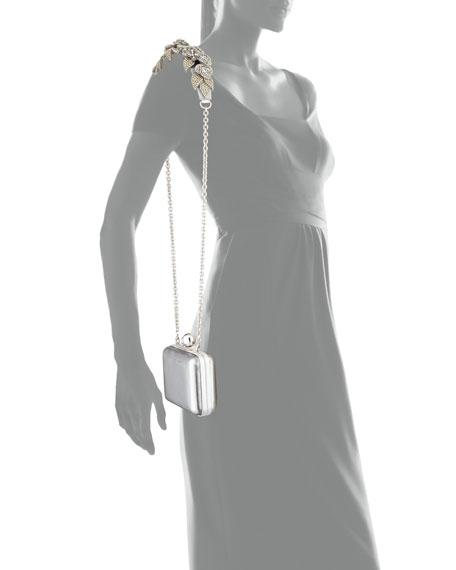Vivi Lilico Crystal Box Clutch Bag