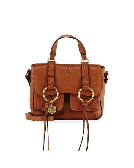 See by Chloe Filipa Small Leather Shoulder Bag
