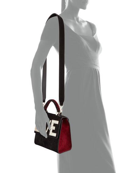 Alex Mini Golden Love Satchel Bag