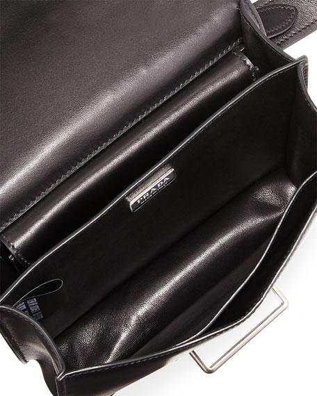 Cahier Small Calf Hair Shoulder Bag