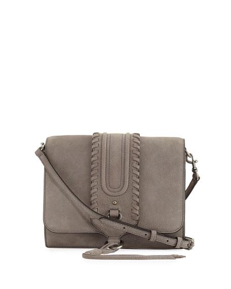 Rebecca Minkoff Paige Nubuck Crossbody Bag