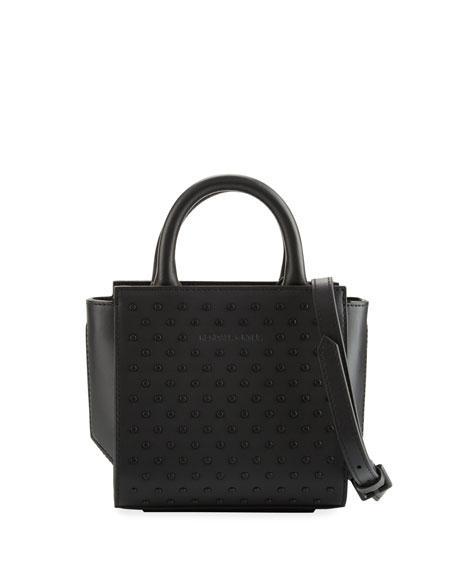 Kendall + Kylie Brook Nano Studded Satchel Bag,