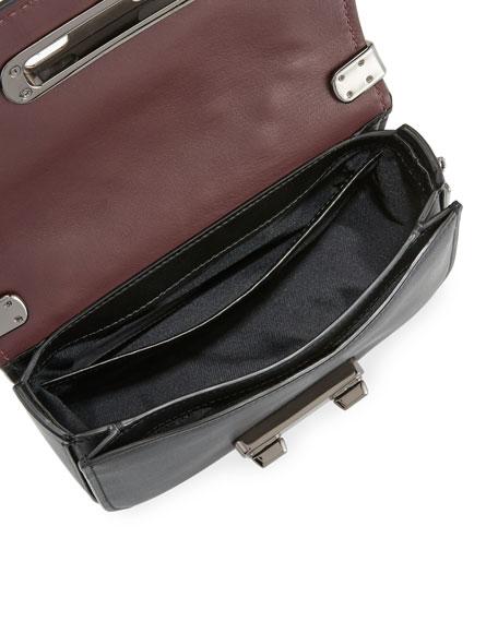 Swagger 20 Tea Rose Tooling Shoulder Bag