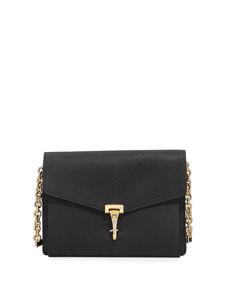 Burberry Macken Small Derby Leather Crossbody Bag