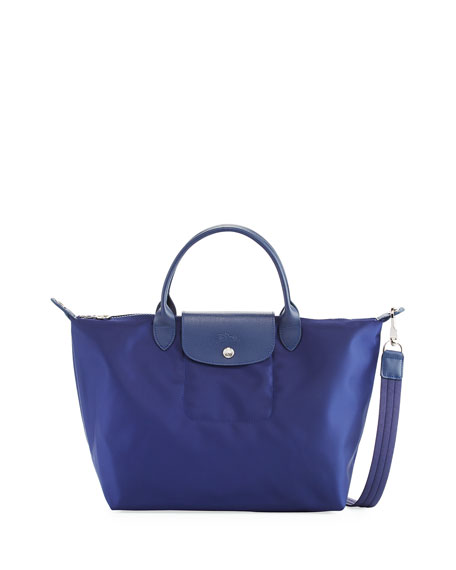 Longchamp Le Pliage Neo Medium Handbag with Strap