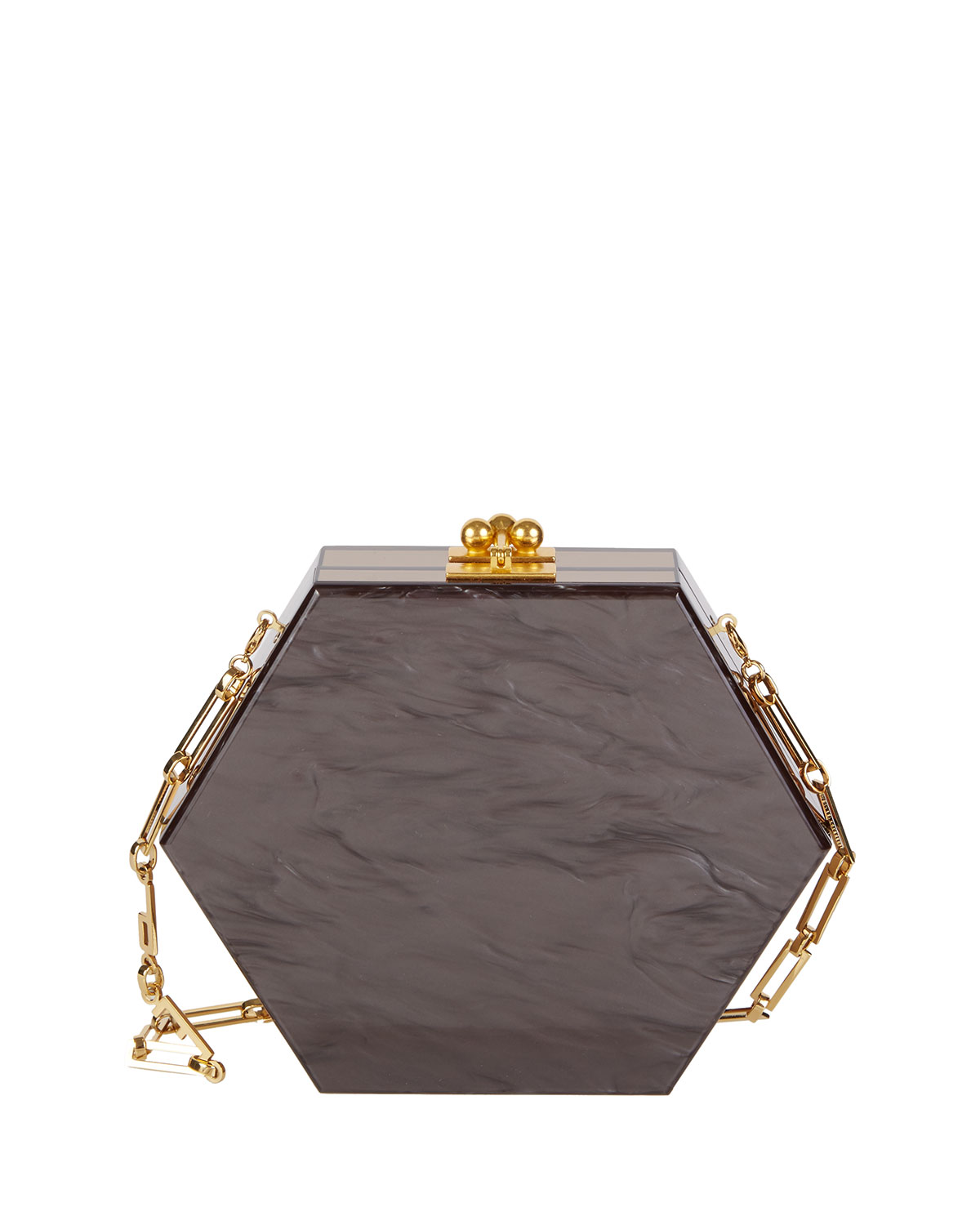 Macy Ribbon Acrylic Clutch - Red Edie Parker Outlet For Cheap Online Store uNZl86eQNN
