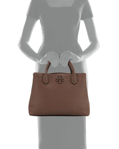 McGraw Multi-Compartment Satchel Bag