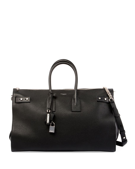 Saint Laurent Sac de Jour Travel Duffel Bag