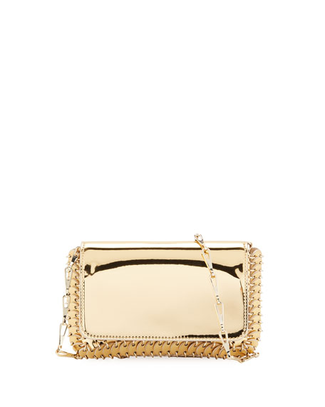 Paco Rabanne 14#01 Link Mini Mirror Shoulder Bag