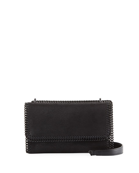Stella McCartney Falabella Shaggy Deer Chain Shoulder Bag