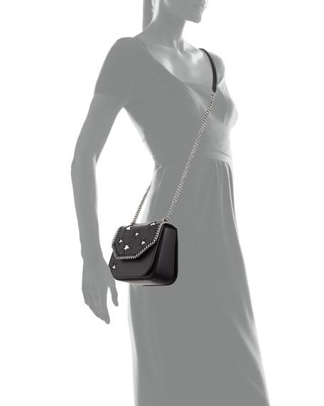 Falabella Mini Eco Alter Napa Box Shoulder Bag