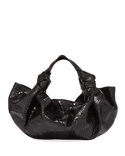 The Ascot Small Top Handle Bag