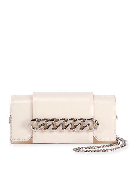 Givenchy Infinity Curb Chain Clutch Bag