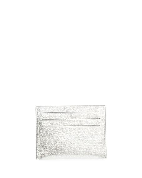 Pandora Metallic Leather Card Case