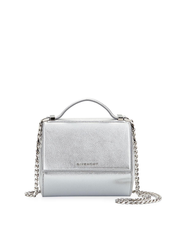 98e04b84cebd Givenchy Pandora Box Mini Chain Shoulder Bag