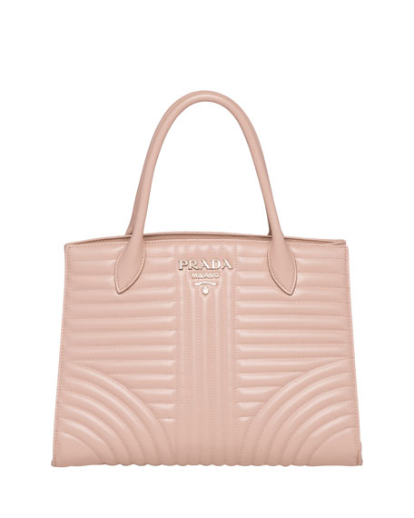 Prada Bibliothèque Small Saffiano Accordion Tote Bag NNIM7nae