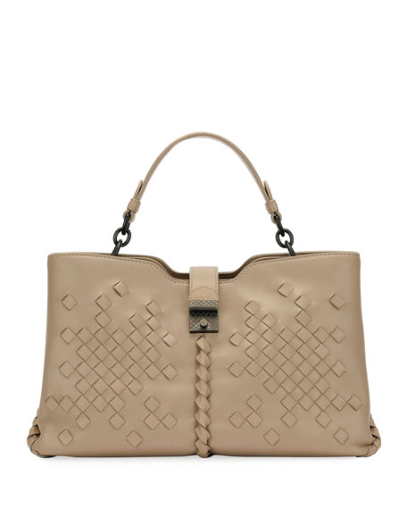 Bottega Veneta Napoli Medium Leather Tote Bag | Neiman Marcus