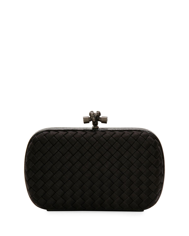 efd4eec427 Quick Look. Bottega Veneta · Medium Chain Knot Clutch Bag