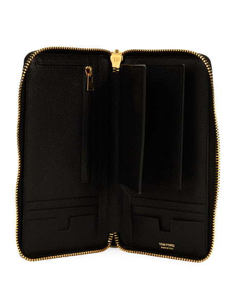 Travel Wallet with Detachable Pouch