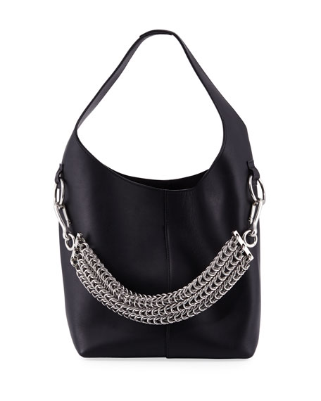 Alexander Wang Genesis Box Chain Extra Large Hobo