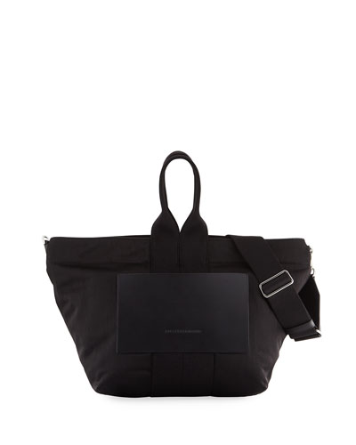 AW Small Soft Nylon Tote Bag