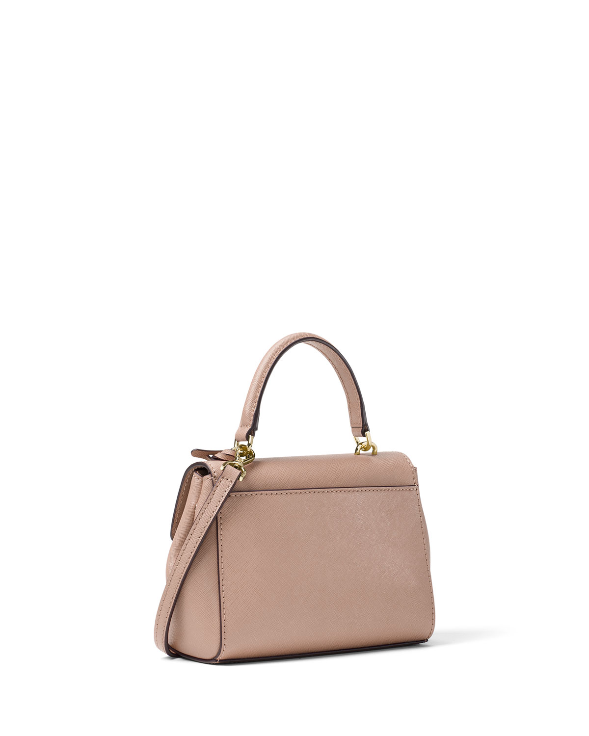 b09e6ea52f49 MICHAEL Michael Kors Ava Extra-Small Saffiano Leather Satchel Bag | Neiman  Marcus
