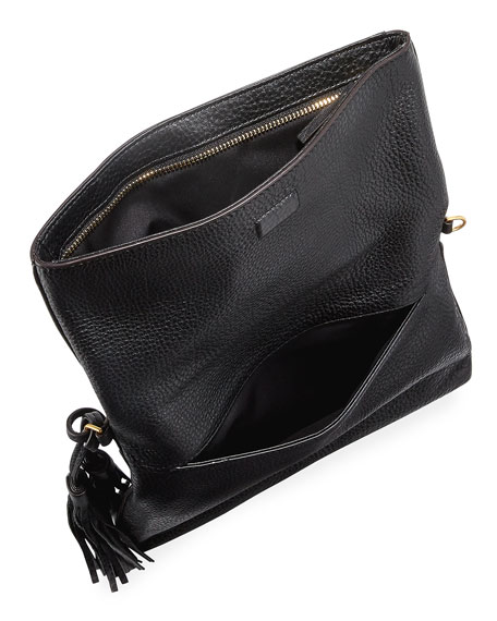 McGraw Fold-Over Crossbody Bag