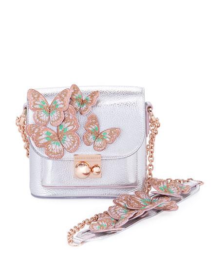 Sophia Webster Claudie Butterfly Crossbody Bag