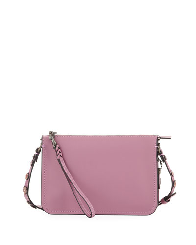 Tea Rose Soho Crossbody Pouch Bag