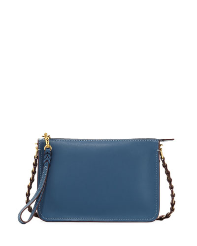 Soho Link Leather Crossbody Bag