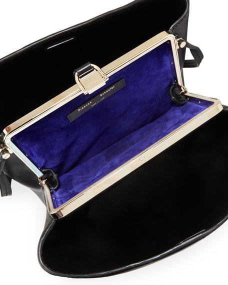 Frame Napa Leather Shoulder Bag