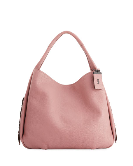 Coach 1941 Bandit 39 Tea Rose Hobo Bag