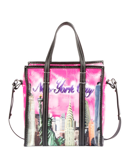Bazar Shopper Small AJ NYC Tote Bag