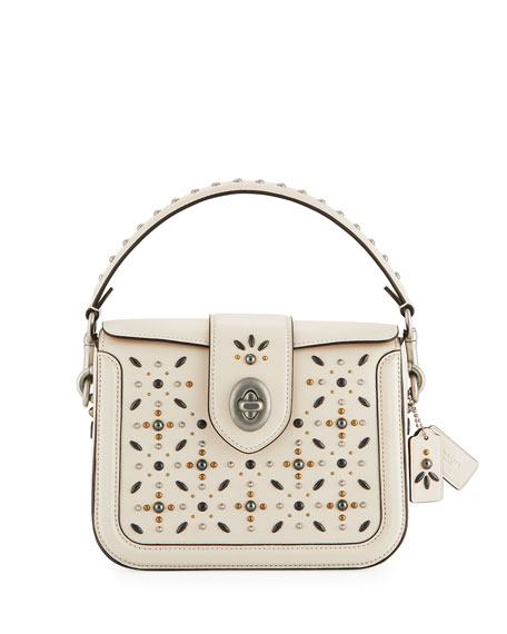 Prairie Rivets Page Crossbody Bag by Coach