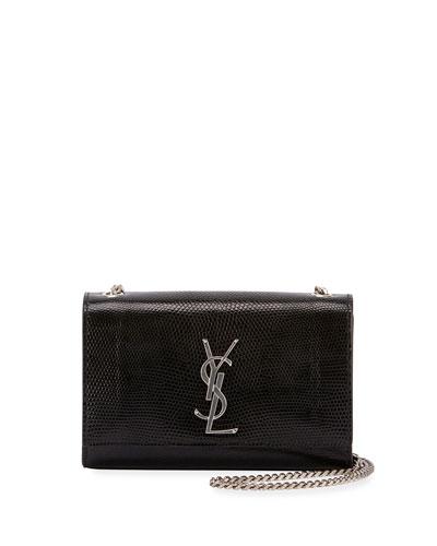 Monogram Kate Small Lizard Chain Shoulder Bag