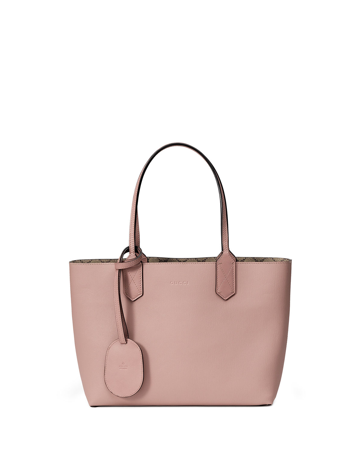 ef7dc8f7f0 Small Reverse Double GG Tote Bag