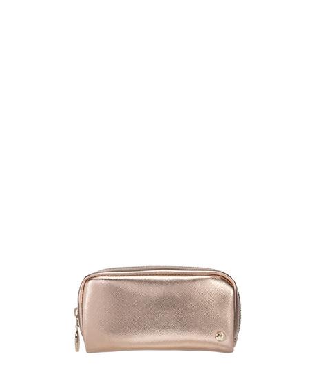 Stephanie Johnson Monte Carlo Rose Gold Mini Pouch