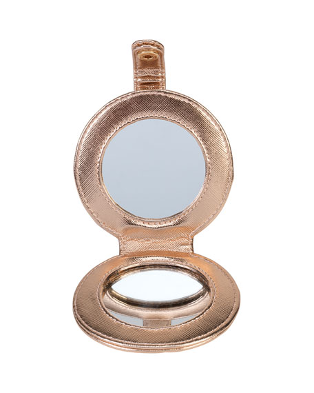 Monte Carlo Rose Gold Snap Mirror