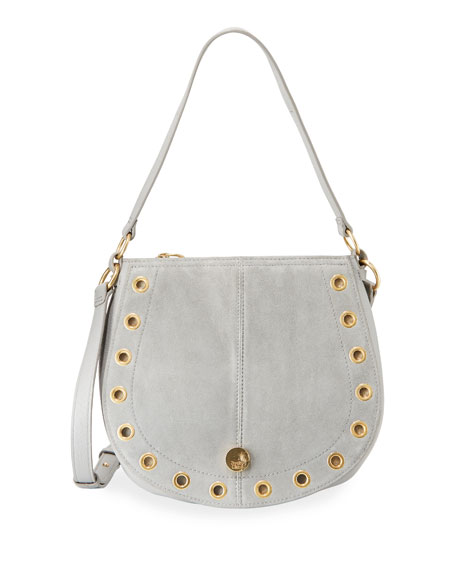 See by Chloe Kriss Small Grommet Hobo Bag